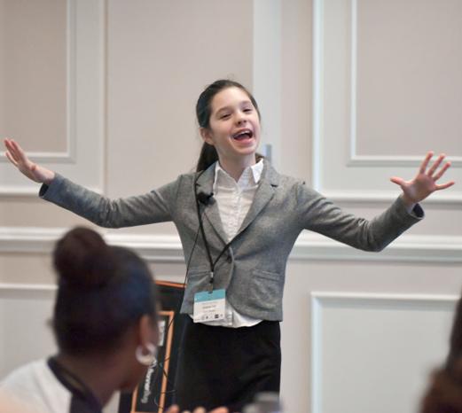 Arianna Fox - Big Ideas Kid Coaching Speaker