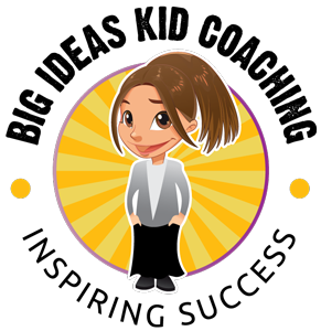 Arianna Fox - Big Ideas Kid Coaching - Logo