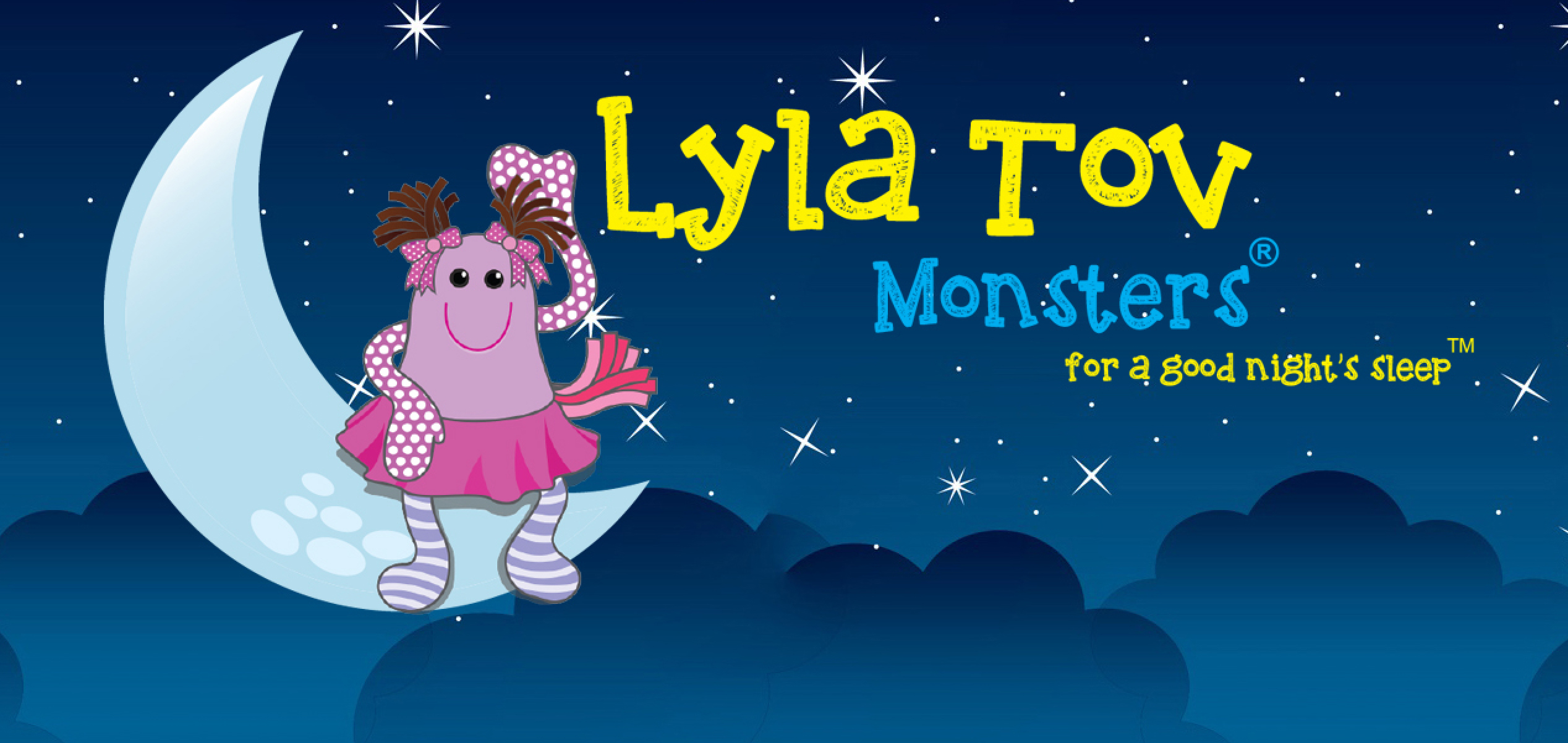 Logo: Lyla Tov Monsters